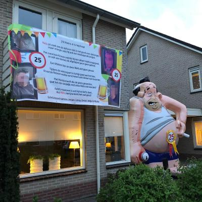 Abraham Mister Ugly Almelo