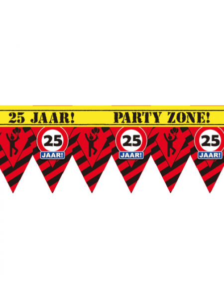 Party zone lint 25