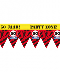 Party zone lint 50 jaar